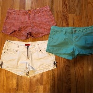 Pants - 3 shorts bundle!